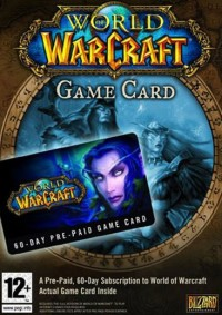 World of Warcraft - GameCard PC