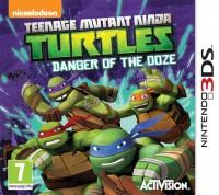 Teenage Mutant Ninja Turtles Danger of the Ooze 3DS