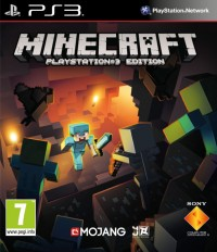 Minecraft Playstation 3 Edition PS3