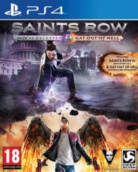 Saints Row IV Re-Elected PS4