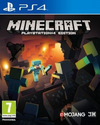 Minecraft PS4 Edition PS4