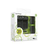 Dual Charger Xbox 360 Kontrollerhez Xbox 360