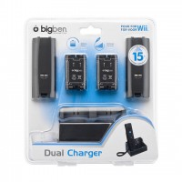 Wii Dual Charger Wii