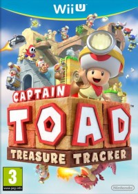 Captain Toad Treasure Tracker WII U