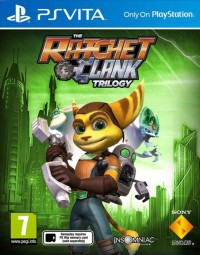 Ratchet & Clank HD Trilogy PS Vita