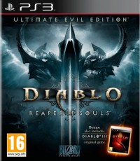 Diablo III (3) Ultimate Evil Edition PS3
