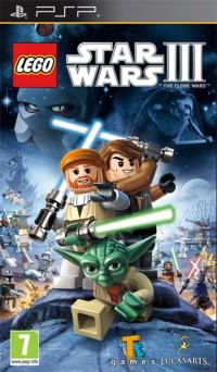 Lego Star Wars III: The Clone Wars PSP