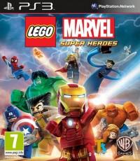 LEGO Marvel Super Heroes + Nyakbaakasztó PS3