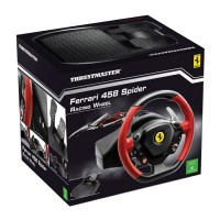 Thrustmaster Ferrari 458 Spider Racing Wheel (Kormány) Xbox One