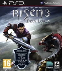 Risen 3 Titan Lords First Edition PS3