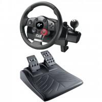 Logitech Driving Force GT + Pedál PS3
