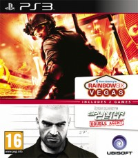 Ubisoft Double Pack - Rainbow Six Vegas & Splinter Cell Double Agent PS3