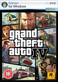 Grand Theft Auto (GTA 4) The Complete Edition PC