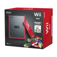 Nintendo Wii Mini + Mario Kart Wii Wii