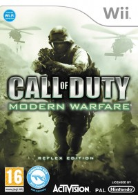 Call of Duty: Modern Warfare - Reflex Edition Wii