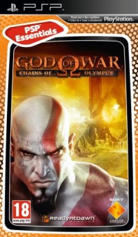 God of War: Chains of Olympus Essentials PSP