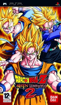 Dragon Ball Z: Shin Budokai 2 PSP