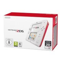 Nintendo 2DS (Fehér és Piros) 3DS