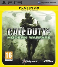 Call of Duty 4: Modern Warfare (Platinum) PS3