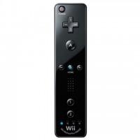 Wii Remote Plus (fekete) Több platform