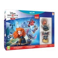 Disney Infinity 2.0 Disney Originals Starter Pack WII U