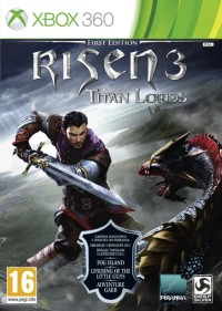 Risen 3 Titan Lords First Edition Xbox 360