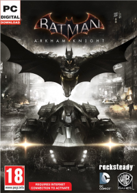 Batman Arkham Knight PC