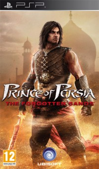 Prince of Persia: The Forgotten Sands PSP