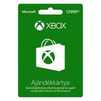 Xbox Live Feltöltőkártya (12990 HUF) Xbox 360