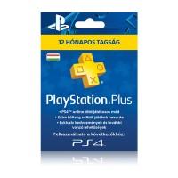 Playstation Plus kártya 12 hónapos (PSN Plus) Több platform