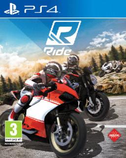 Ride (használt) PS4