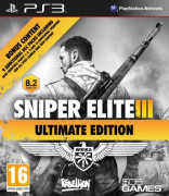 Sniper Elite III (3) Ultimate Edition PS3