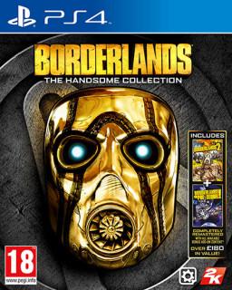 Borderlands The Handsome Collection (használt) PS4