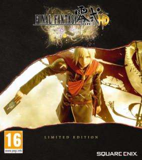 Final Fantasy Type-0 HD Limited Edition (használt) Xbox One