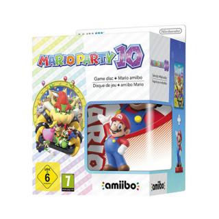 Mario Party 10 amiibo Bundle WII U