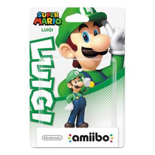Luigi amiibo figura - Super Mario Collection