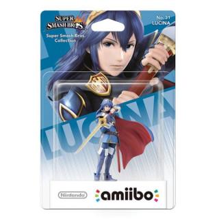 Lucina amiibo figura - Super Smash Bros. Collection