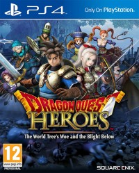 Dragon Quest Heroes The World Tree's Woe and the Blight Below PS4