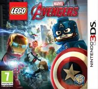LEGO Marvel Avengers 3DS