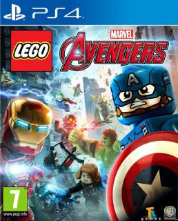 LEGO Marvel Avengers (használt) PS4