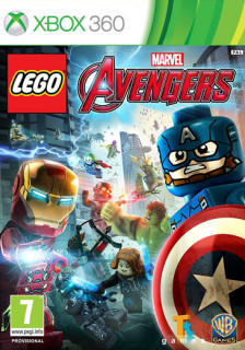 LEGO Marvel Avengers XBOX 360