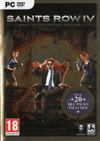 Saints Row IV (4) Game of the Century Edition PC