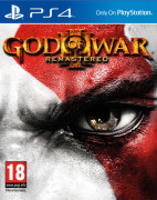 God of War III (3) Remastered PS4