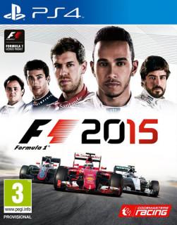 F1 2015 (használt) PS4