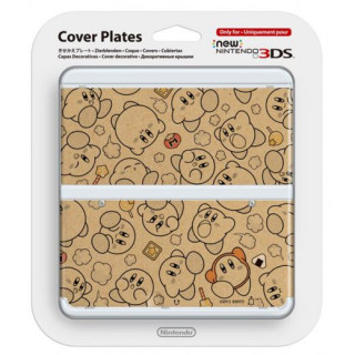 New Nintendo 3DS Cover Plate (Kirby) (Borító) 3DS