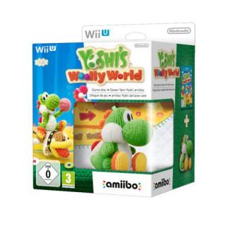 Yoshi's Woolly World amiibo Bundle WII U