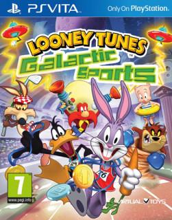 Looney Tunes Galactic Sports PS Vita