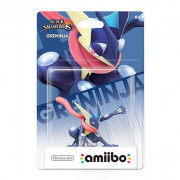 Greninja amiibo figura - Super Smash Bros. Collection AJÁNDÉKTÁRGY