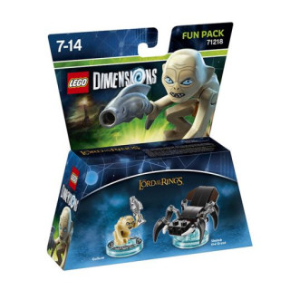 LEGO Dimensions Lords of the Rings Fun Pack (Gollum, Shelob the Great) AJÁNDÉKTÁRGY