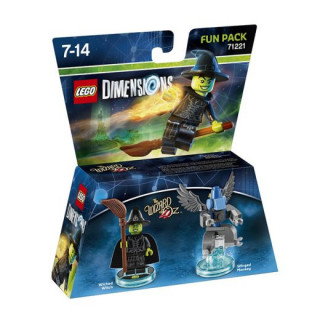 LEGO Dimensions The Wizard of Oz Fun Pack (Wicked Witch, Winged Monkey) Ajándéktárgyak